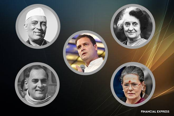 Rahul Gandhi set to get Congress crown of thorns: A look at careers of all party presidents since Independence
