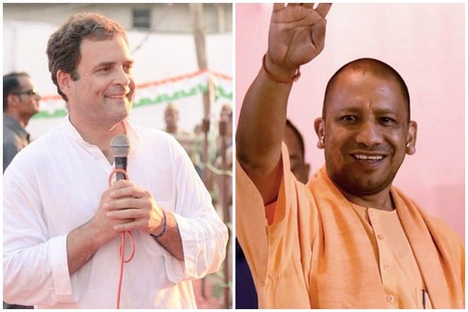 yogi adityanth, rahul gandhi, rahul gandhi congress president, congress presidential election