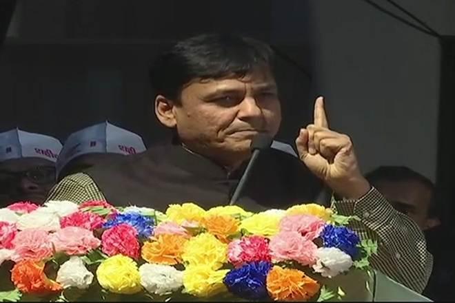 bihar bjp chief controversy, nityanand rai, narendramodi, chop hands, break hands