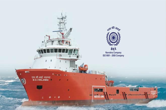 SCI Ratna, SCI, Shipping Corporation of India, Mumbai, Offshore supply vessel