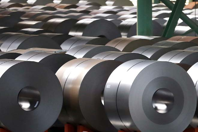 steel sector growth, steel production in india, india steel production