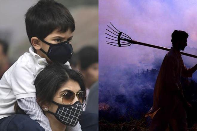 delhi pollution, delhi air pollution, delhi smog, stubble burning, crop burning, delhi air, air pollution, delhi air quality