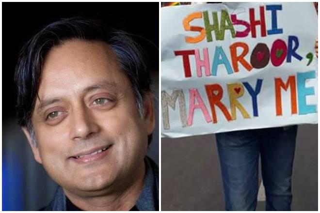 Shashi Tharoor, marriage proposal, Congress, LGBT parade, Delhi Queer Pride parade 2017, lgbt march, lesbian, gay, transgender, lgbt