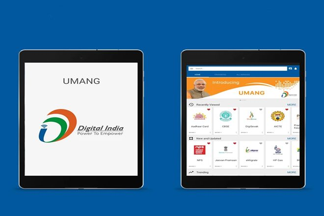 UMANG APP download goverment services
