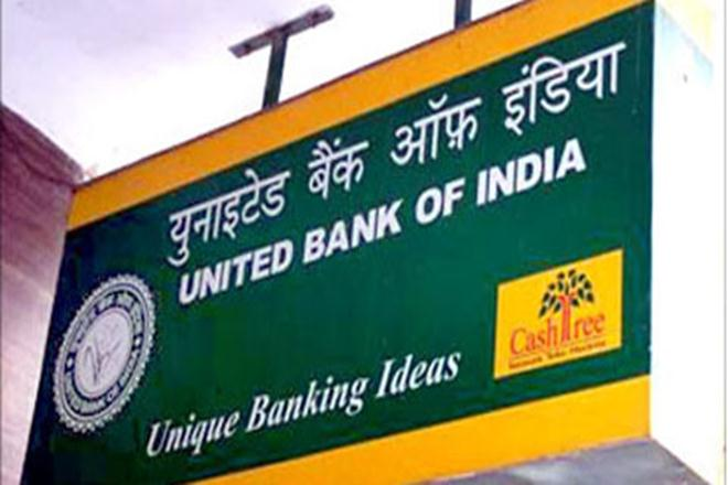 united bank of india, ubi net loss