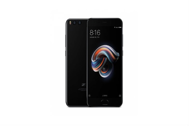 Xiaomi Mi Note 3 with 4G RAM launched in China
