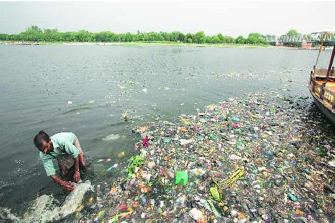 ganga clean up, government lethargy, CAG report, River Ganga