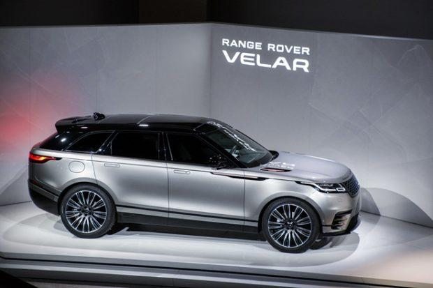 Range Rover Velor price in India, Range Rover Velor diesel