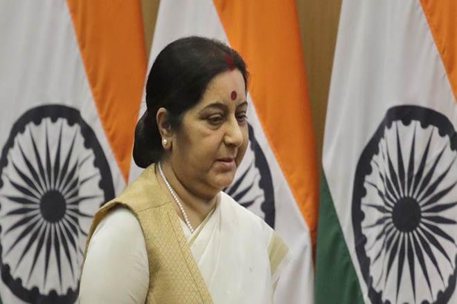 Sushma Swaraj,Kulbhushan Jadhav,Parliament, winter session,AIADMK,Trinamool Congress, triple talaq, pakistan, kulbhushan jadhav family