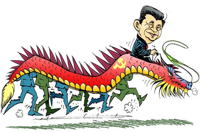 China, Deng Xiaoping, Xi Jinping, China and democracy