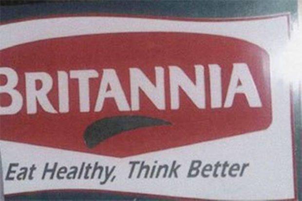 Britannia, Britannia biscuits