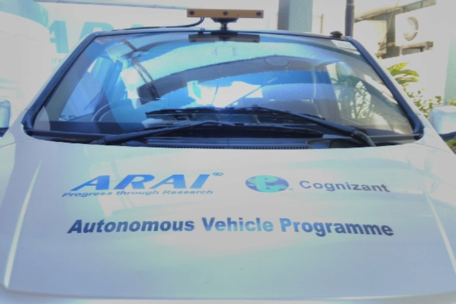 ARAI, e mobility centre of excellence