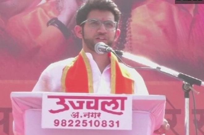 Aaditya Thackeray, Shiv Sena, BJP,Bharatiya Janata Party,Yuva Sena,Maharashtra Government