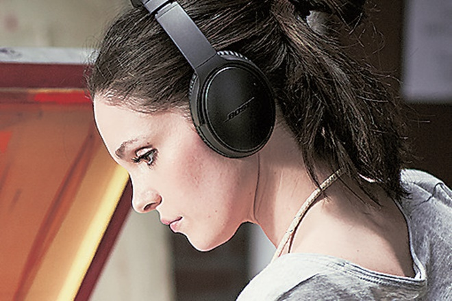 Bose, Bose headphones, Bose QuietComfort 35 II,  QuietComfort 35 II, headphone, QC35