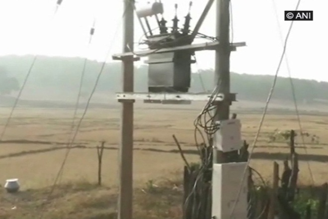 Chhattisgarh village, first village to get electrified after independence, Balrampur district, chattisgarh village gets electricity for the first time, Jokapatha village, electricity development project, Raman Singh