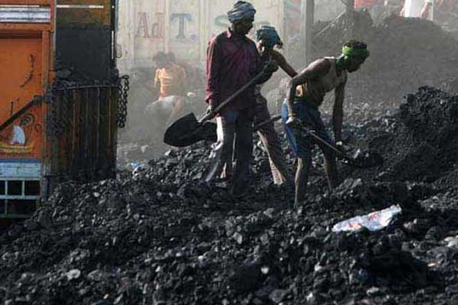 coal, coal demand, temperature,coal output ,electricity prices