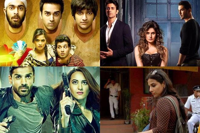 Fukrey Returns, Golmaal Again,Judwaa 2, Sunny Leone, varan dhawan, aksar 2,