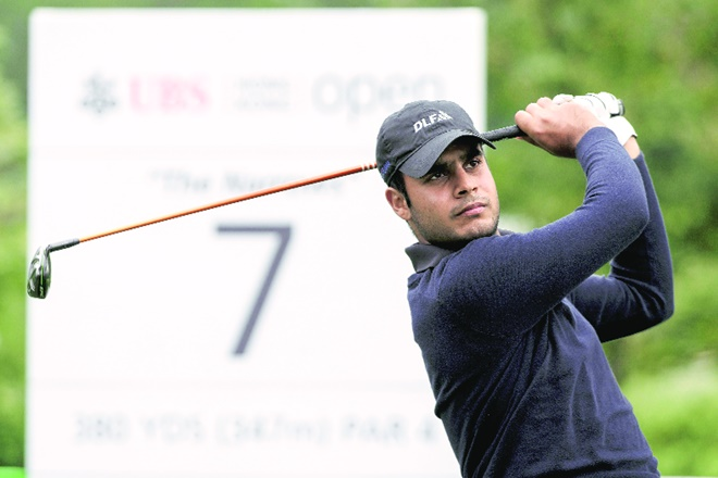 Indian golf, British open,