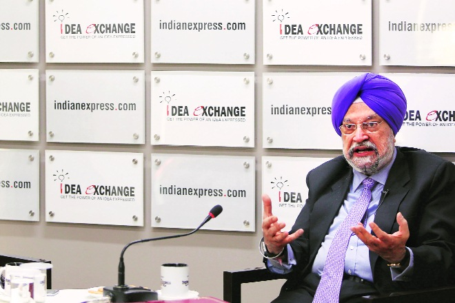 idea exchange, hardeep singh puri on idea exchange, idea exchange hardeep singh puri, hardeep singh puri interview, interview of hardeep singh puri