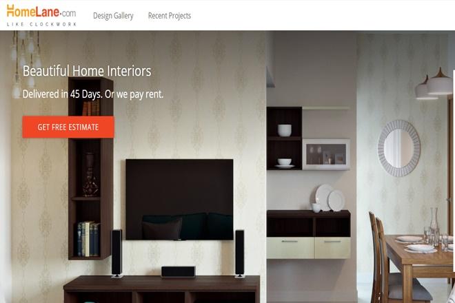 HomeLane,online home interiors brand,Capricoast.com,Tanuj Choudhary,Letsbuy, flipkart,Sequoia Capital,RB Investments,Accel Partners,Chennai