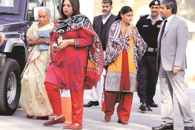 sushma swaraj, sushma swaraj rajya sabha speech, sushma swaraj lok sabha, kulbhushan jadhav, pakistan, kulbhushan jadhav wife, kulbhushan jadhav mother