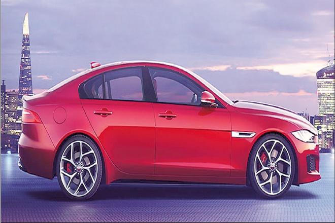 Jaguar XE car review,Jaguar XE car feature,Jaguar XE design inspired by XF, which engine power Jaguar XE,InControl Touch infotainment system,ASPC feature