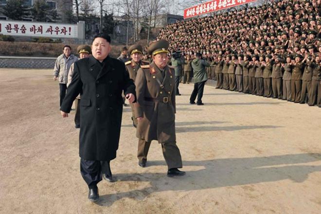 Hwang Pyong-so,Kim Jong-un, powerful military figure,vice marshal,North Korea, korea military, death squad
