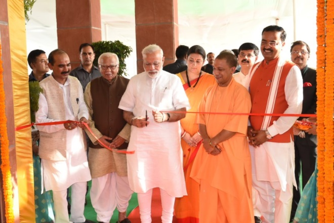 up civic polls result 2017, up civic polls 2017, up nagar palika election 2017, yogi adityanath, bjp, sp