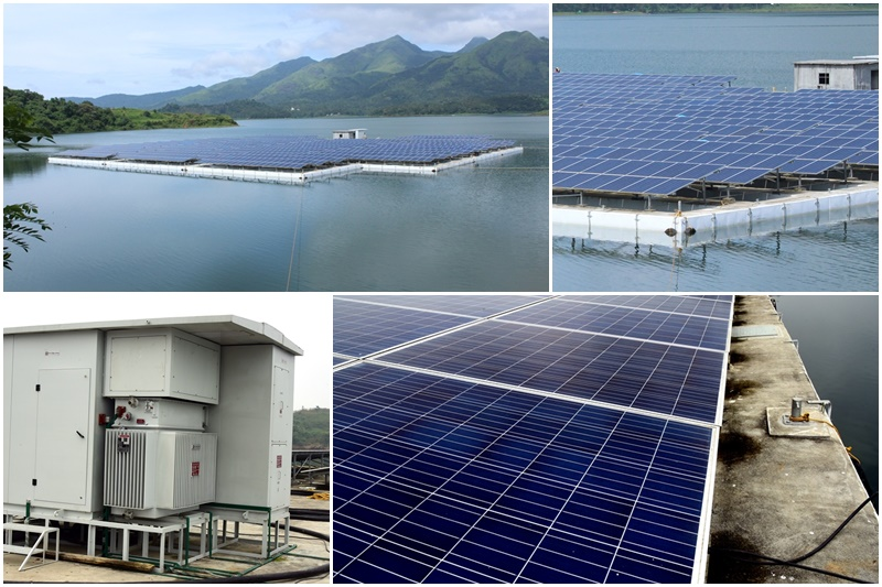 solar power, solar power india, solar power plant, floating solar power plant