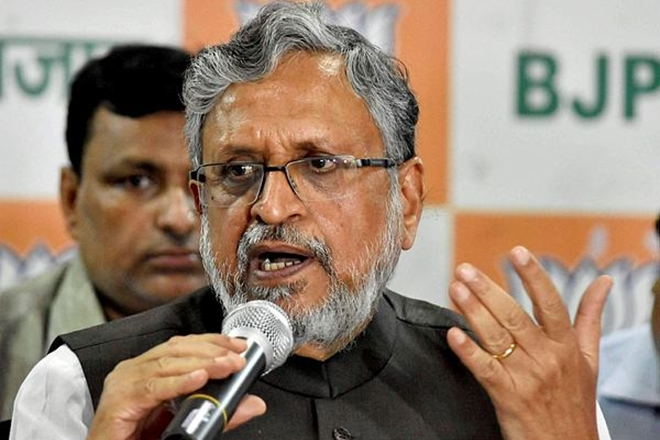 Bihar deputy CM Sushil Modi GST council member, Sushil Modi says empower GST,