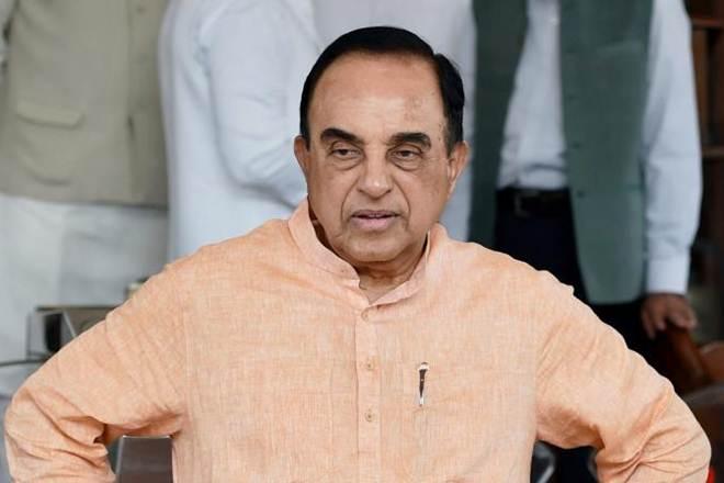 BJP leader, Subramaniam swamy, Diwali 2018, ram temple, ram mandir, ayodhya ram temple, new ram temple, ram temple issue