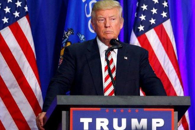 Donald Trump,transgender military recruits,Washington,Donald Trump's administration,