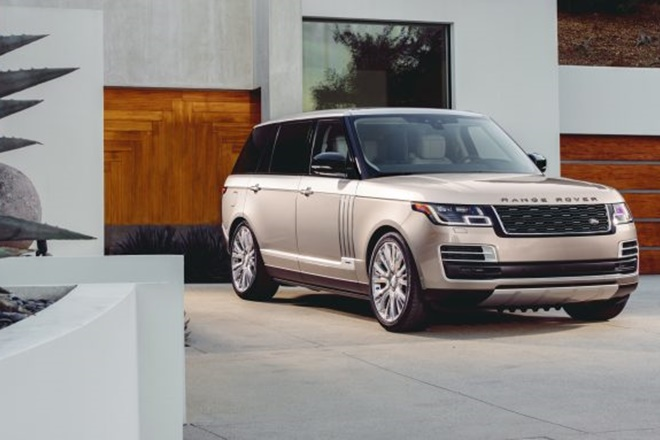 Range Rover, Geneva Motor Show, SV Coupe, SV Coupe global debut, Limited edition SV Coupe
