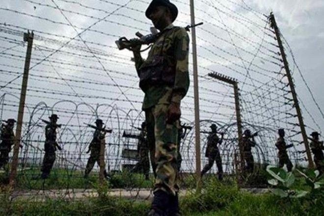pakistan violates ceasefire across loc