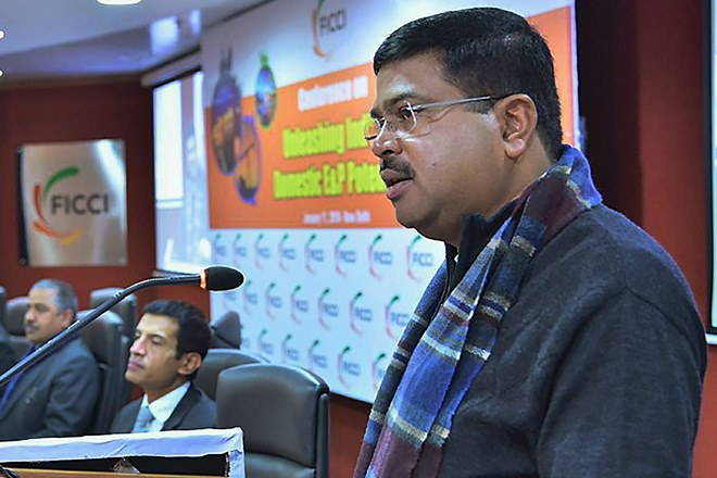 22nd Refining & Petrochemicals Technology Meet, dharmendra pradhan, refinery capacity of india, india refinery capacity, dharmendra pradhan on india's refinery capacity