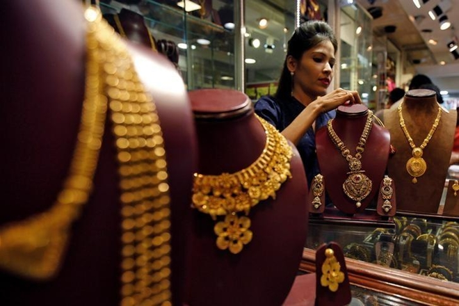 India's gold imports, MMTC-PAMP, Lower global prices