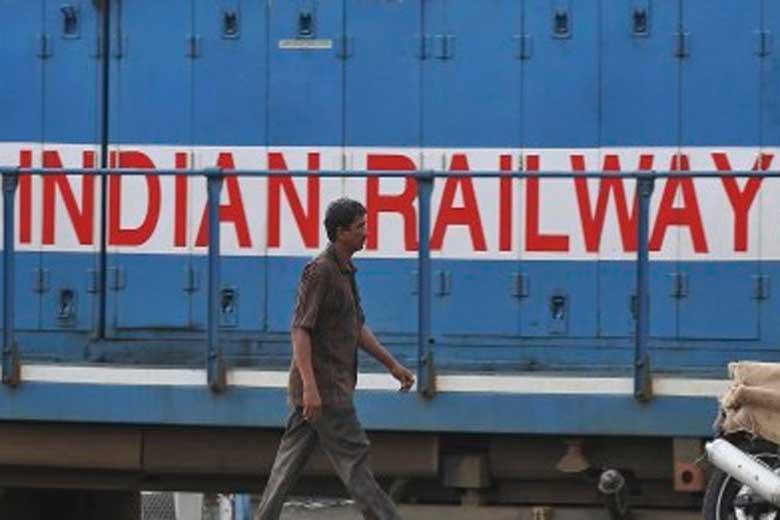 indian railways, railways elevated tracks, railways golden quadrilateral