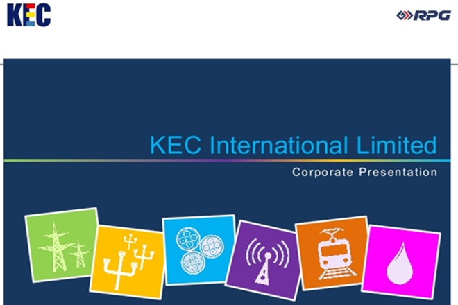 kec international, stringent tender review, working capital, it infrastructure, right incentive structure