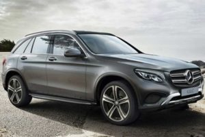 2019 Mercedes-Benz GLC interior spied, debut likely by end 2018 - The Financial Express