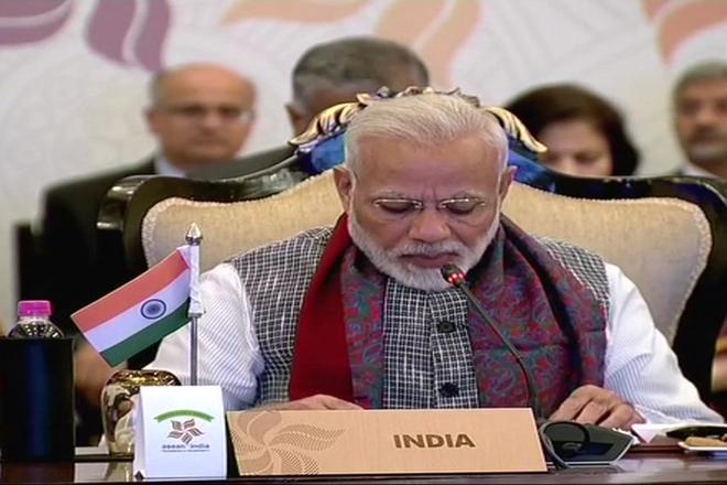 asean meet, asean meet 2018,Narendra Modi,Trade,maritime security