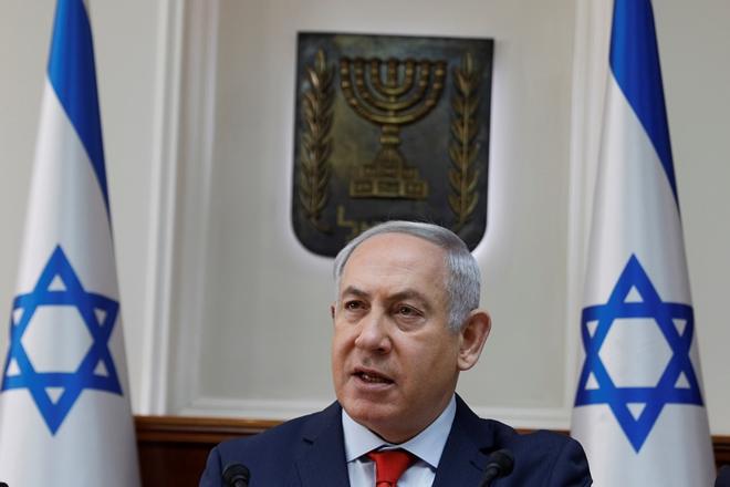 Benjamin Netanyahu,Benjamin Netanyahu reaction on india visit,Benjamin Netanyahu in india, india israel ties