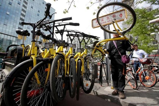 ofo, city cycle plan,Pune civic body,station-free app,memorandum of understanding