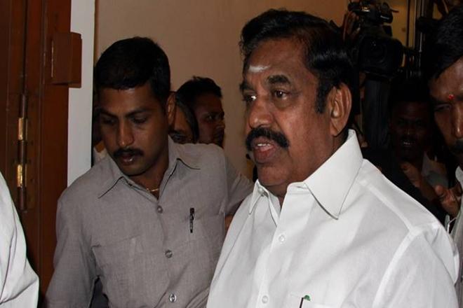 K Palaniswami, Cauvery water, Cauvery water dispute, Tamil Nadu Chief Minister, AIADMK