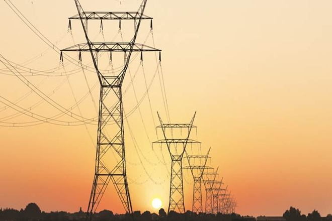 Jammu and Kashmir, Deen Dayal Upadhyaya Gram Jyoti Yojana, Power system, Asiea Naqash, Minister of State of Power