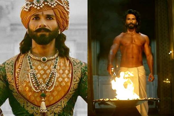 Padmaavat becomes Shahid Kapoor's highest grossing flick till date