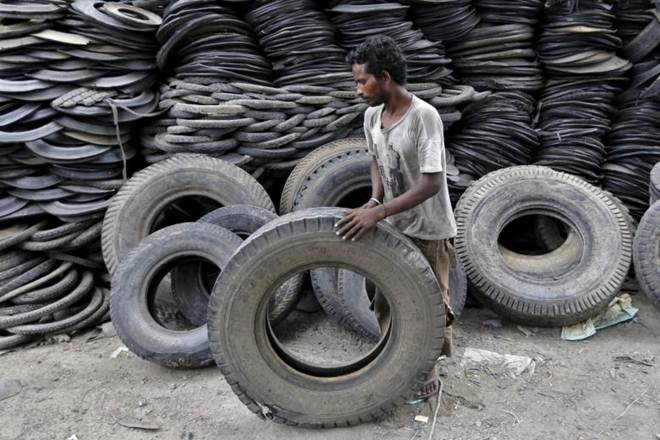 Tyre,Tyre business, rubber licence fees,Rubber Board, Automotive Tyre Manufacturers Association, ATMA,Rubber Board of India,GST