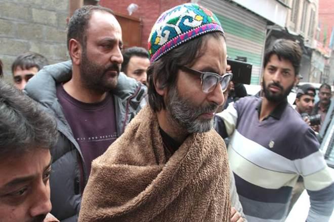 Yasin Malik, Mohammad Yasin Malik, JKLF, Jammu and Kashmir Liberation Front, Maisuma area
