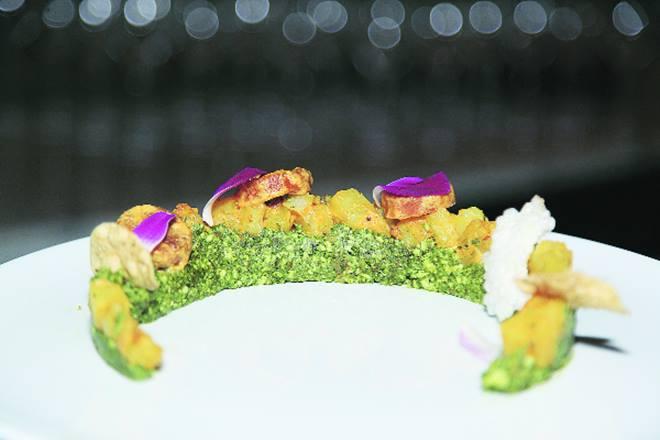 varq, taj mahal hotel, traditional flavours with modern twist, varq new menu