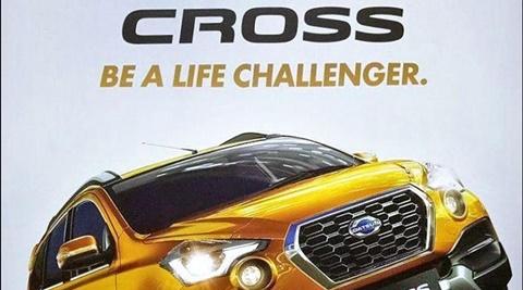 Datsun Cross brochure leaked