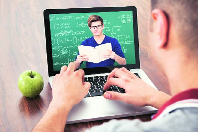education, online education, India's gross enrolment ratio, NAAC ranking, India university, IIT, Annual Status of Education Report
